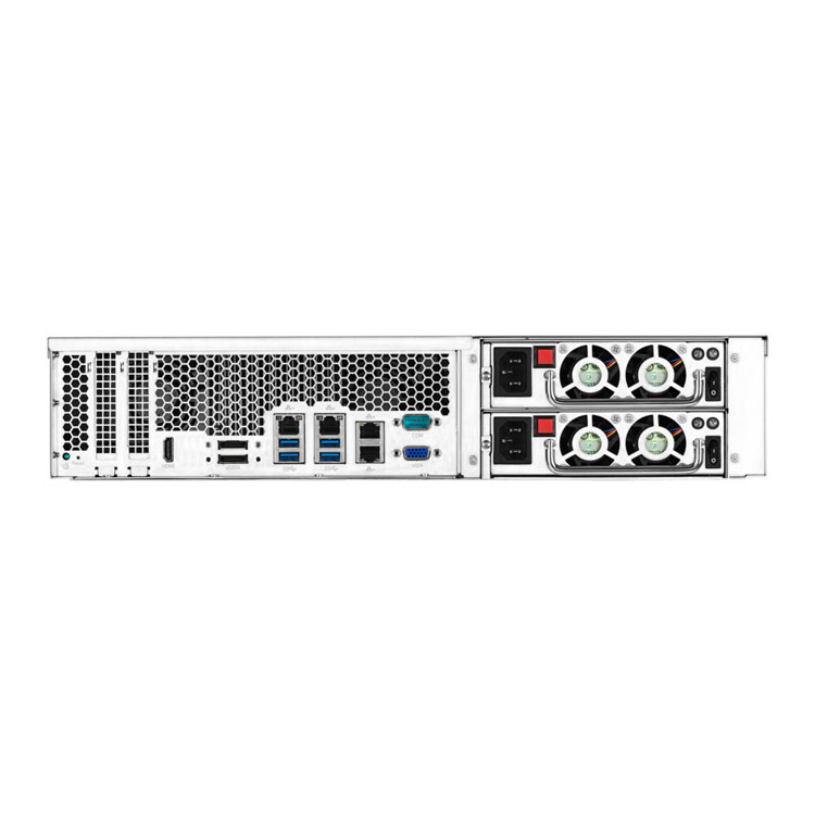 Storage NAS 120TB Rackmount - AS7012RDX Asustor