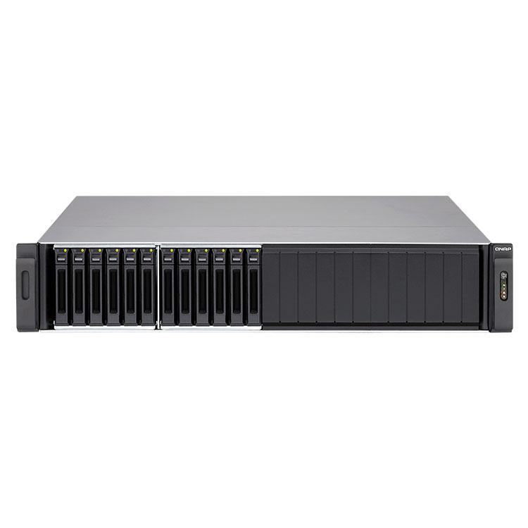 Network Server para 12 hard disks SAS SS-EC1279U-SAS-RP Qnap