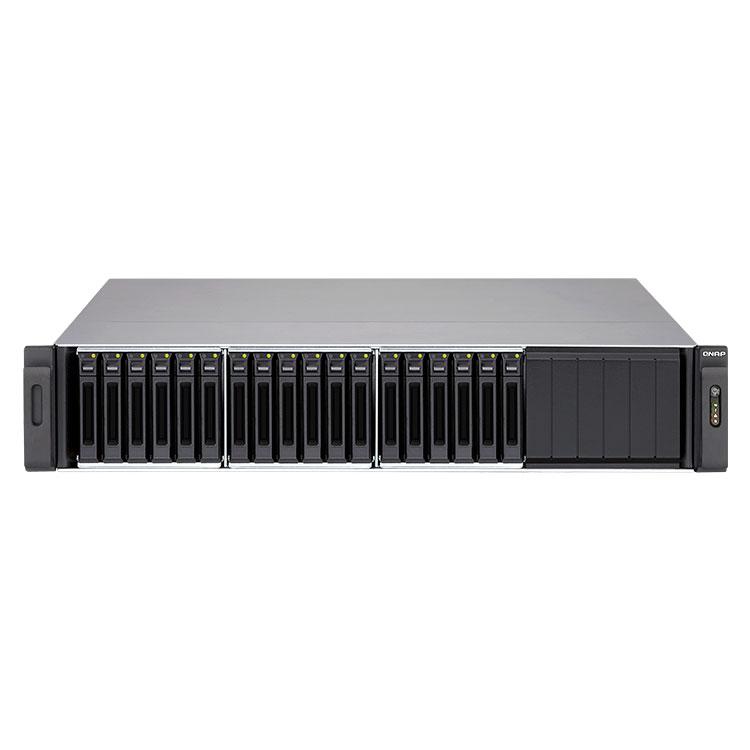 Rackmount Storage Server SS-EC1879U-SAS-RP Qnap