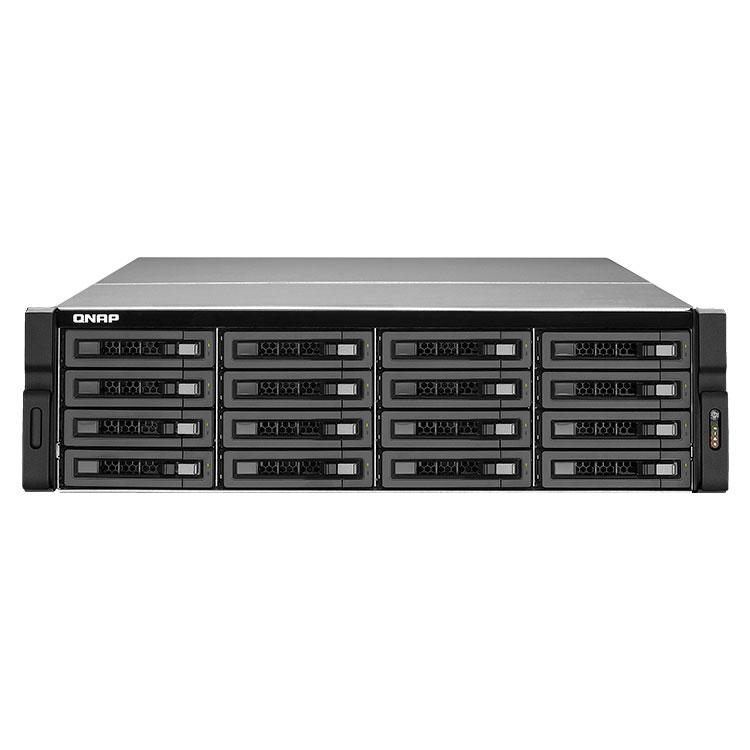 TS-EC1679U-SAS-RP - Servidor Storage NAS Rackmount 16 Discos