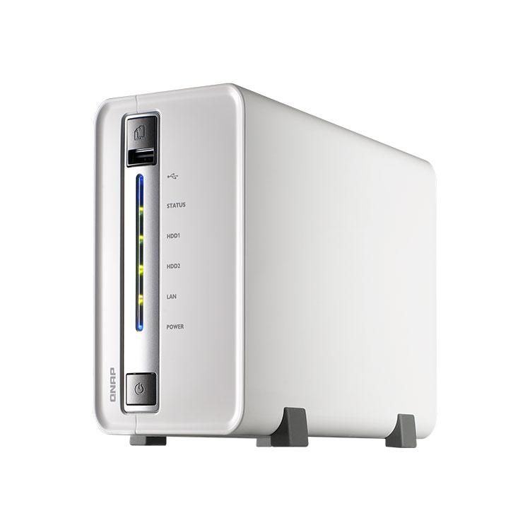 TS-212e - Storage NAS 2 Discos Qnap