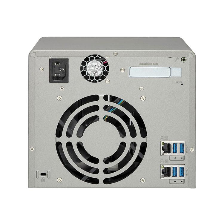 TS-563 Qnap - 5-bay Storage até 40TB