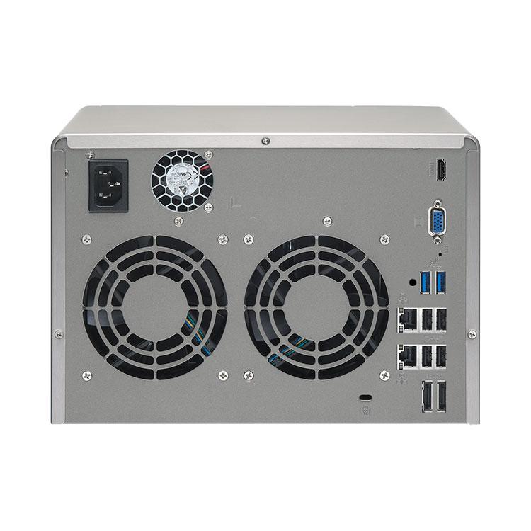 TS-669 Pro Qnap - Storage NAS para 6 Hard Disks SATA