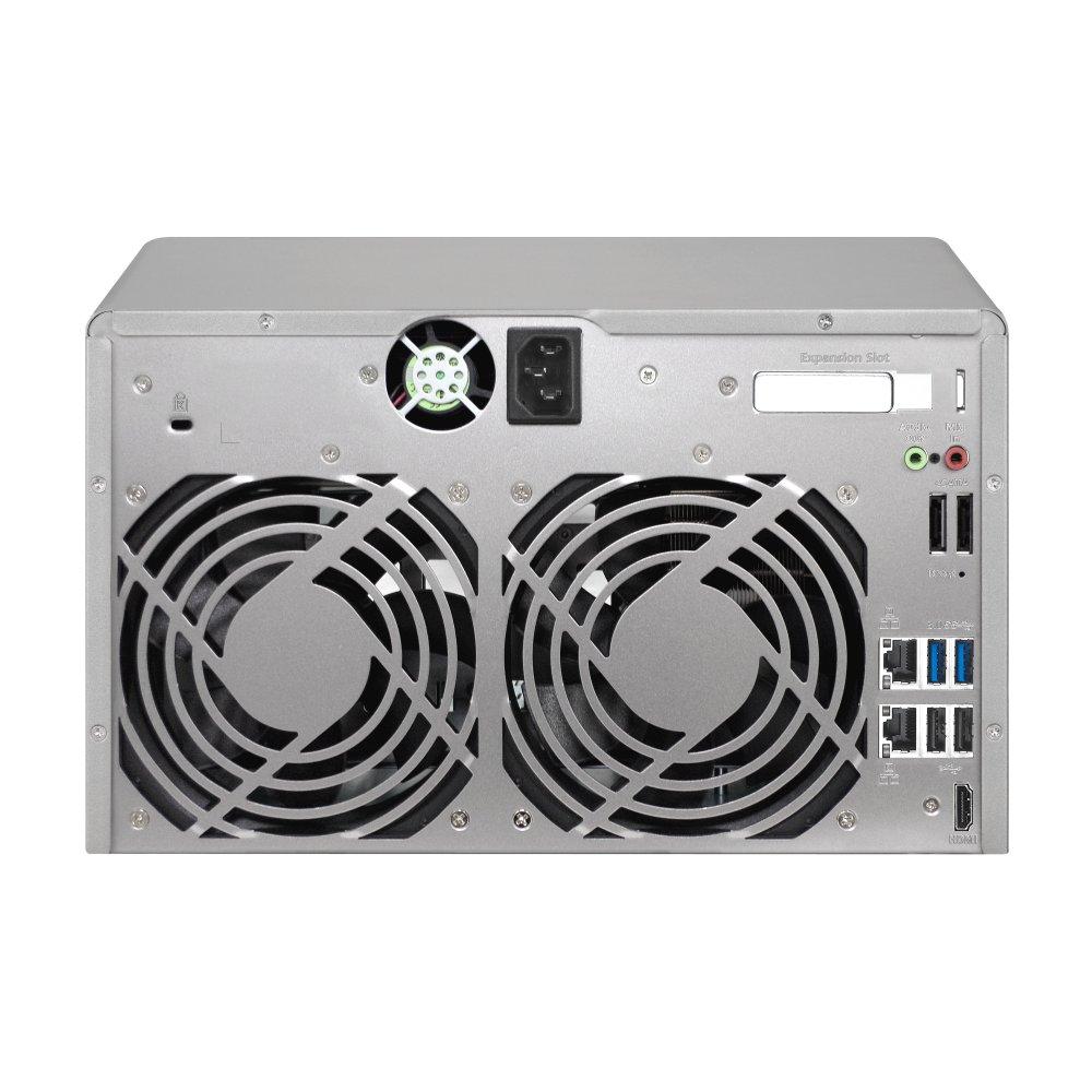 TS-870 Pro Qnap -  Storage SATA para 8 discos rígidos