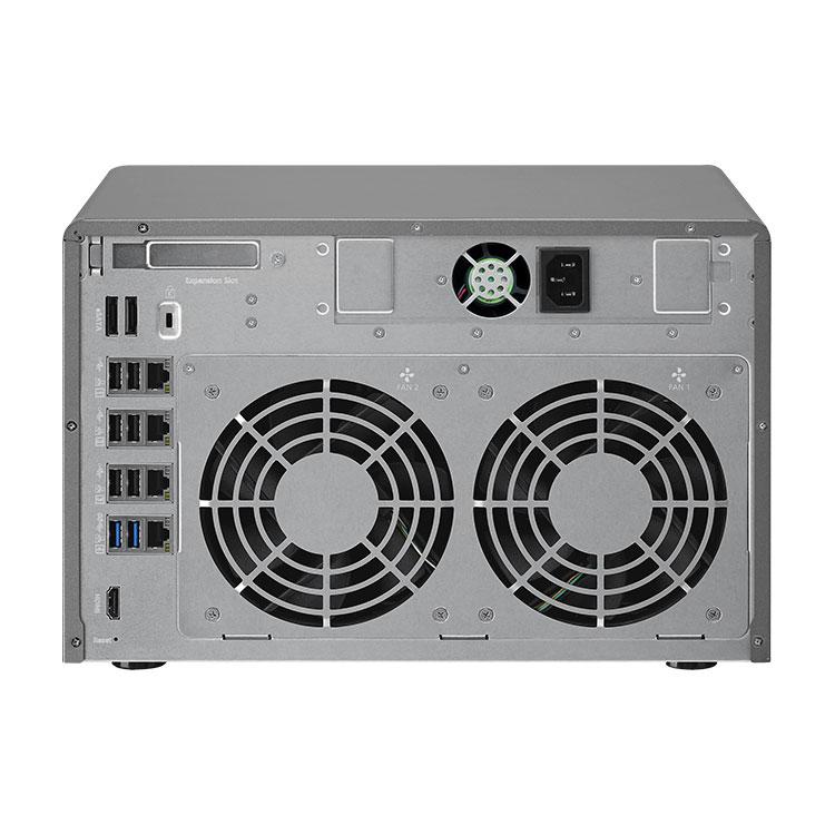 TS-EC1080-PRO - Storage 10 discos TS-EC1080 Pro Qnap