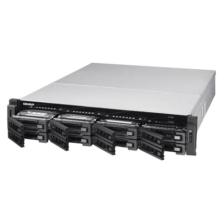 TS-EC880U-RP - Storage NAS para Rack