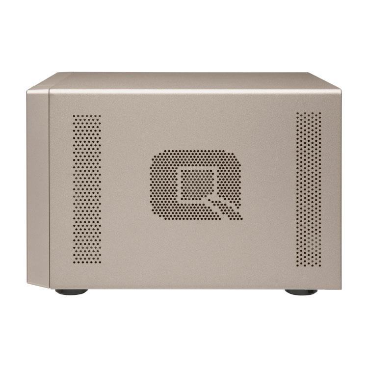 TVS-473e Qnap storage NAS 4 baias hot-swappable