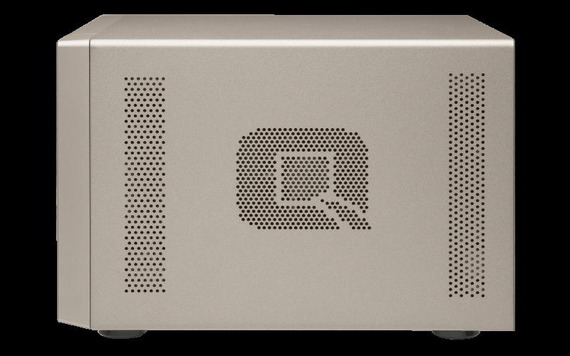 TVS-873 Qnap - Storage server 8 hard disks SATA até 80TB