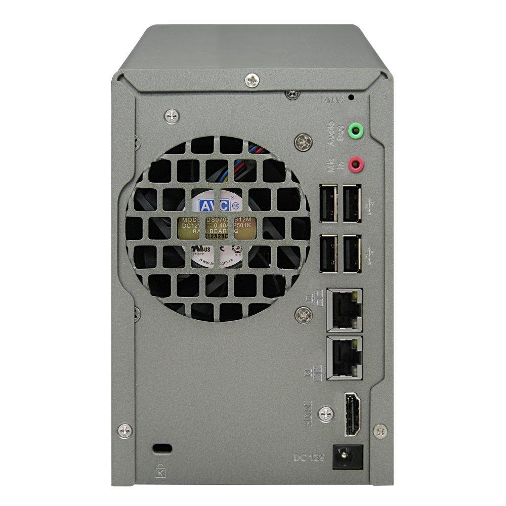 VS-2112 PRO+ NVR 12 câmeras Qnap VioStor