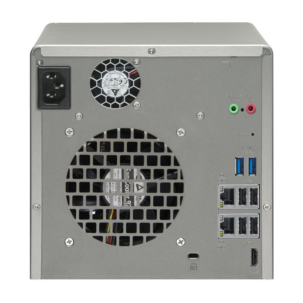 VS-4108 PRO+ NVR 8 Câmeras VioStor QNAP