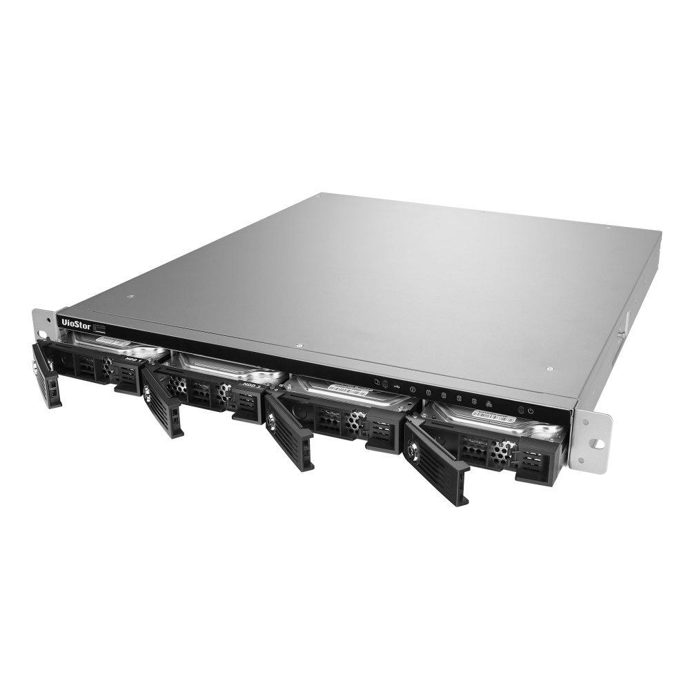 VS-4108U-RP PRO+ NVR 8 câmeras VioStor QNAP