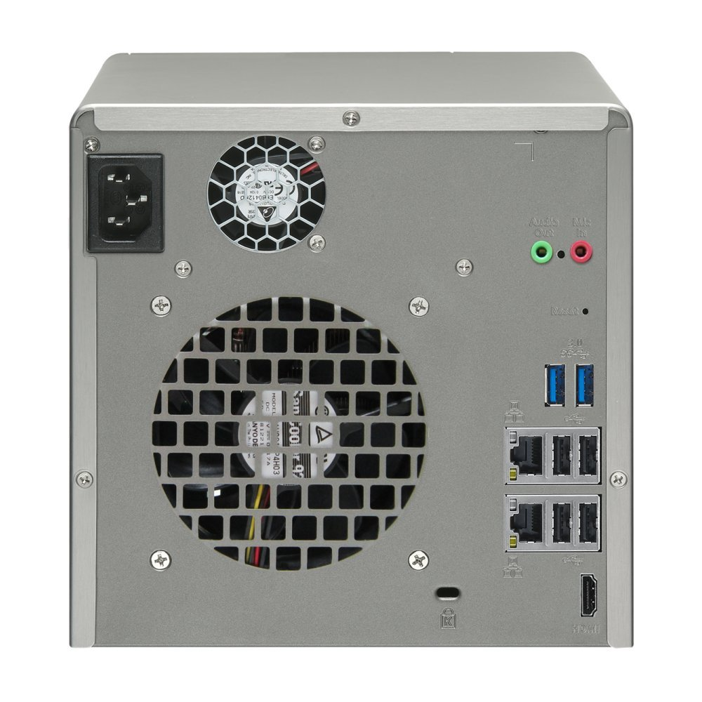 VS-4112 PRO+ NVR 12 Channel VioStor QNAP