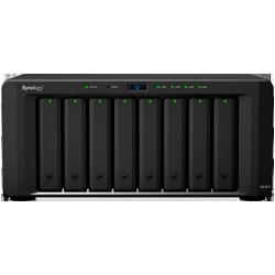 DiskStation Synology DS1817, Storage NAS até 80TB
