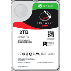 IronWolf Pro 2TB ST2000NE0025