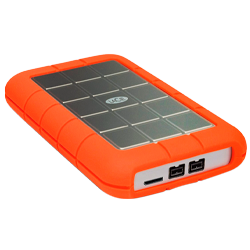 HD 1TB Portátil Rugged Triple