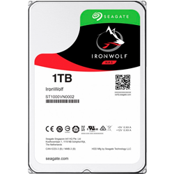 HD IronWolf 1TB ST1000VN002