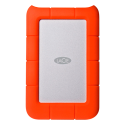 HD LaCie 4TB Rugged USB-C