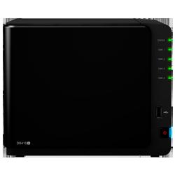 Servidor de rede DiskStation DS415+ Synology