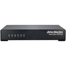 Embalagem - AVerCaster F239 HD Duet