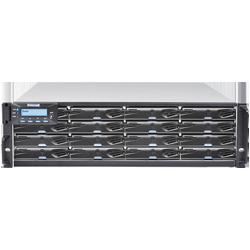 ESDS 3016G Storage iSCSI/FC/SAS para sistemas CFTV e Digiforte