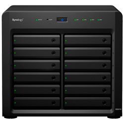 12 Bay NAS DS2415+ Synology DiskStation
