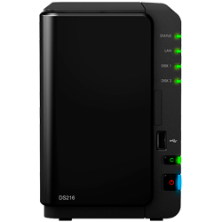DS216 Synology - Storage NAS DiskStation