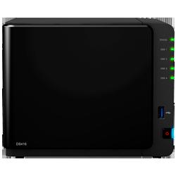 Servidor NAS Synology DS416 DiskStation