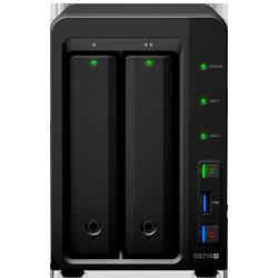 DS716+ DiskStation - Media Center e Storage NAS Synology