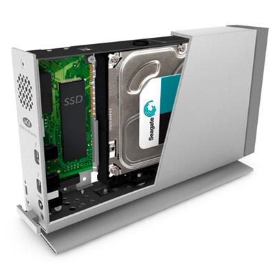 Aceleração de cache - HD LaCie 4TB Thunderbolt 2