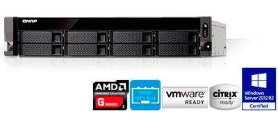Alta performance - Storage rack TS-863U-RP