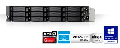 Alto desempenho - Storage Rack TS-1263U-RP