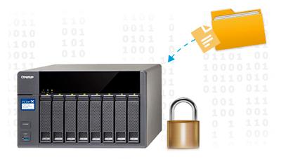 Criptografia de dados e segurança