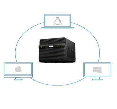DiskStation DS416j Synology