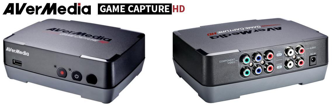 Game Capture: A Placa de Captura Avermedia!