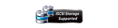 iSCSI Storage Supported