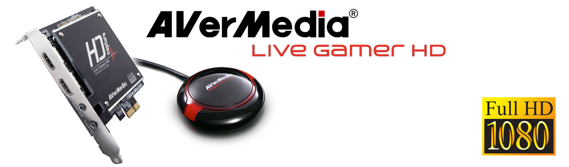 Live Gamer HD Avermedia