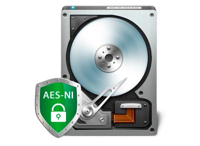 Opções de segurança abrangentes TS-1263U-RP Qnap storage rack