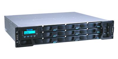 Servidor Gigabit iSCSI Rackmount 2U Infortrend