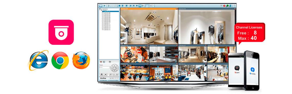 120TB, capacidade de sobra para sistemas CFTV baseado em IP