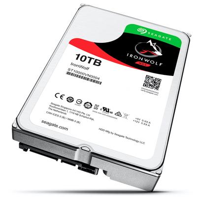 Um storage equipado com o melhor HD do mercado