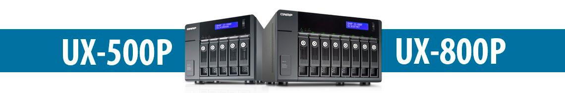 2 Bay NAS Qnap, simplicidade na expansão de capacidade