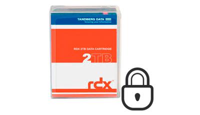 8731-RDX - Mais confiável que unidades de fita