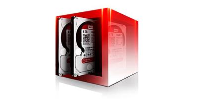 WD Red 2TB, o melhor HD NAS do mercado.