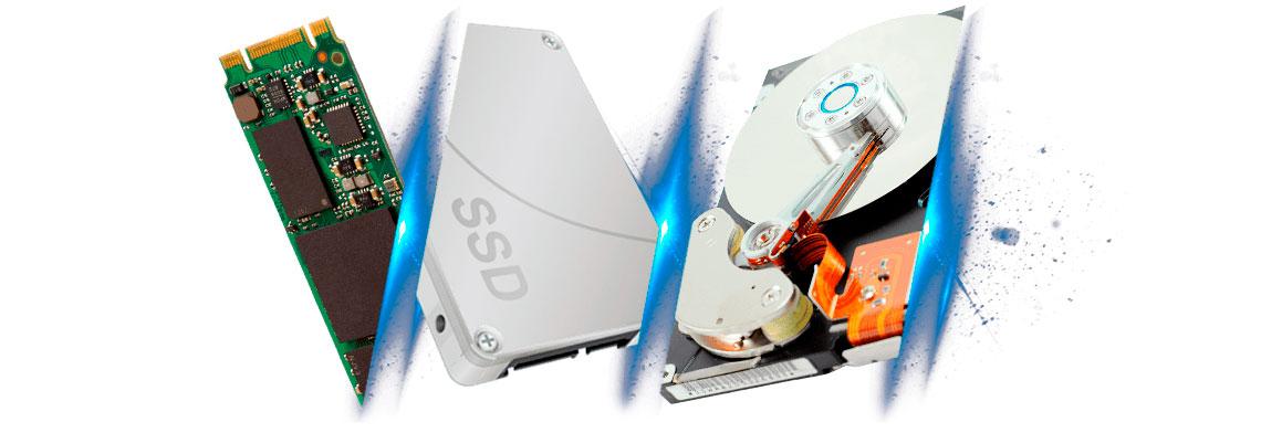 Aceleração via cache SSD com otimização Qtier