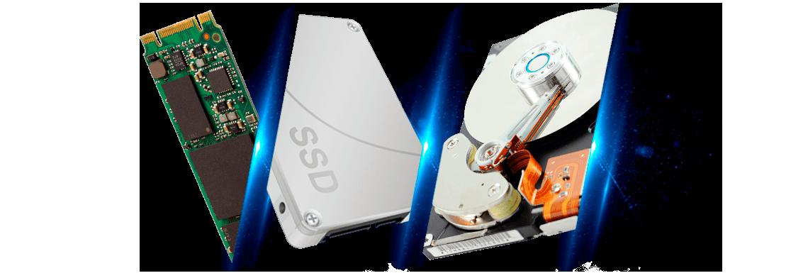 Aceleração via cache SSD e Qtier