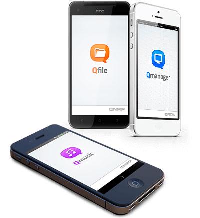 Acesse e compartilhe conteúdo diretamente via celular ou tablet