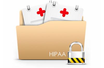 Armazenamento HIPAA