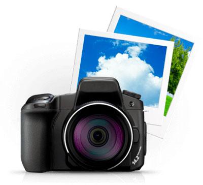 Arquivamento eficiente de fotos