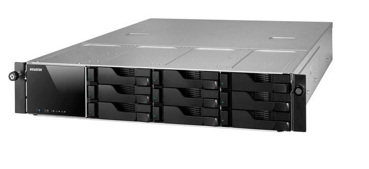 AS7009RD o Storage 45TB NAS Rackmount da Asustor