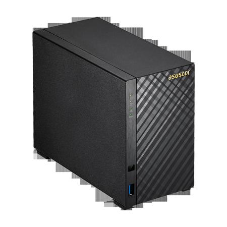 Asustor AS3102T, um poderoso storage NAS de 16TB